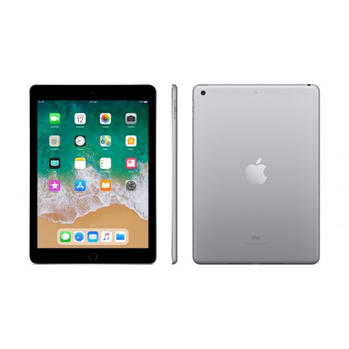 iPad (6th Gen) Wi-Fi 128GB - Space Gray