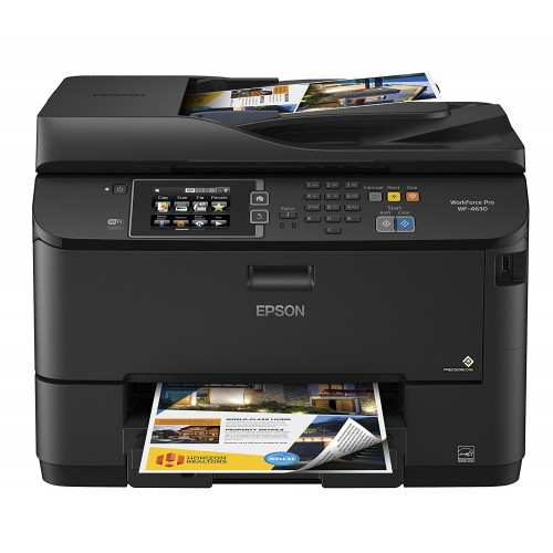 Epson WorkForce Pro WF-4630 All-in-One Printer (C11CD10201)