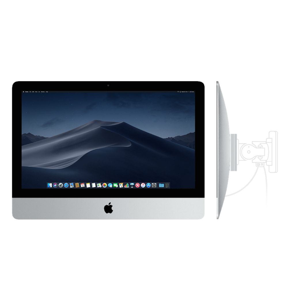 21.5-inch iMac with Built-in VESA Mount Adapter