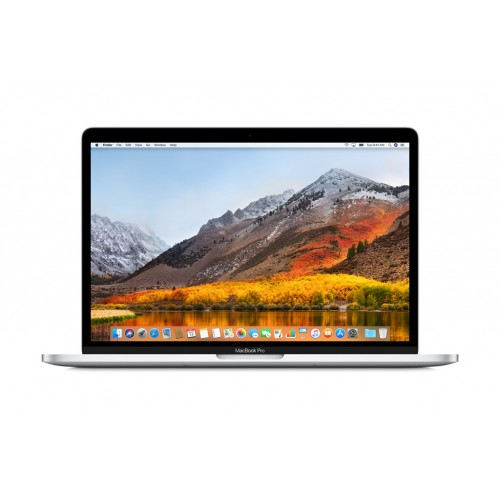 13-inch MacBook Pro with Touch Bar: 3.1GHz dual-core i5, 512GB - Silver (M2017)