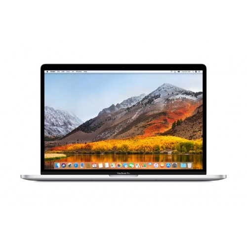 15-inch MacBook Pro with Touch Bar: 2.8GHz quad-core i7, 256GB - Silver (M2017)