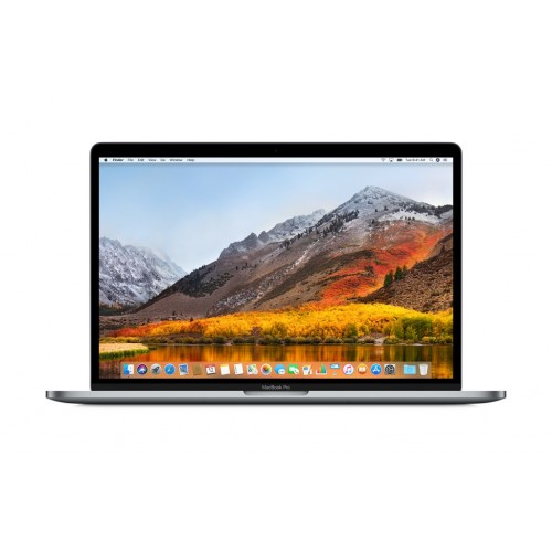 15-inch MacBook Pro with Touch Bar: 2.8GHz quad-core i7, 256GB - Space Gray (M2017)