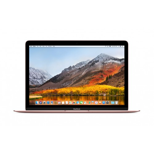 12-inch Macbook: 1.3GHz dual-core Intel Core i5, 512GB - Rose Gold (M2017)