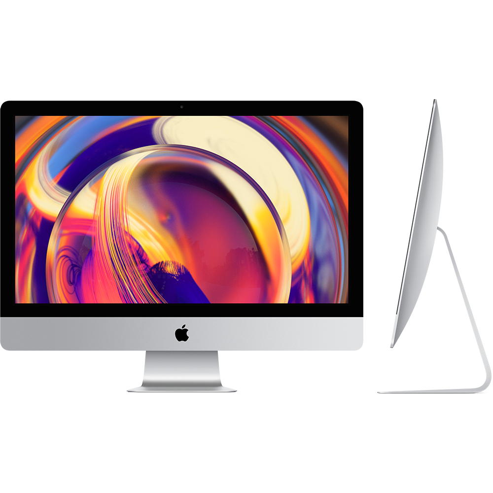 27-inch iMac with Retina 5K display: 3.0GHz 6-core 8th-generation Intel Core i5 processor, 1TB