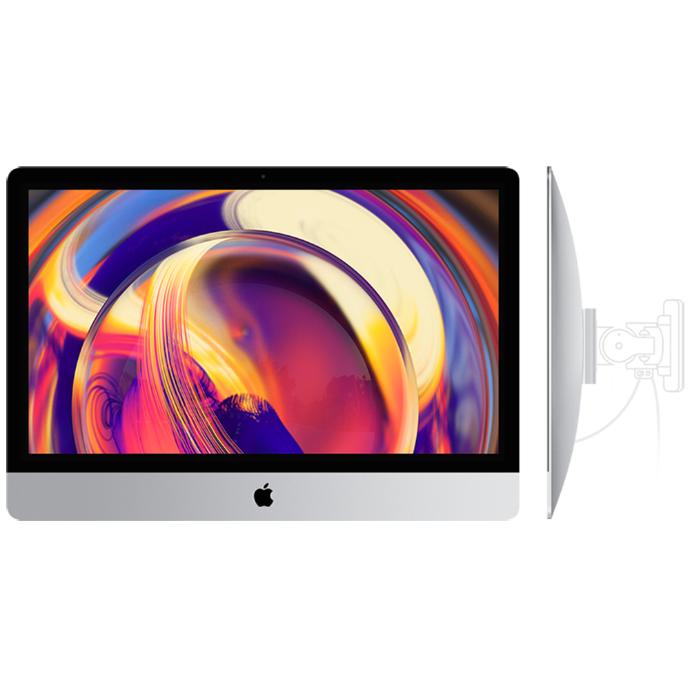 27-inch iMac with Retina 5K display with Built-In VESA Mount Adapter