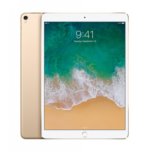 10.5-inch iPad Pro Wi-Fi + Cellular 64GB - Gold
