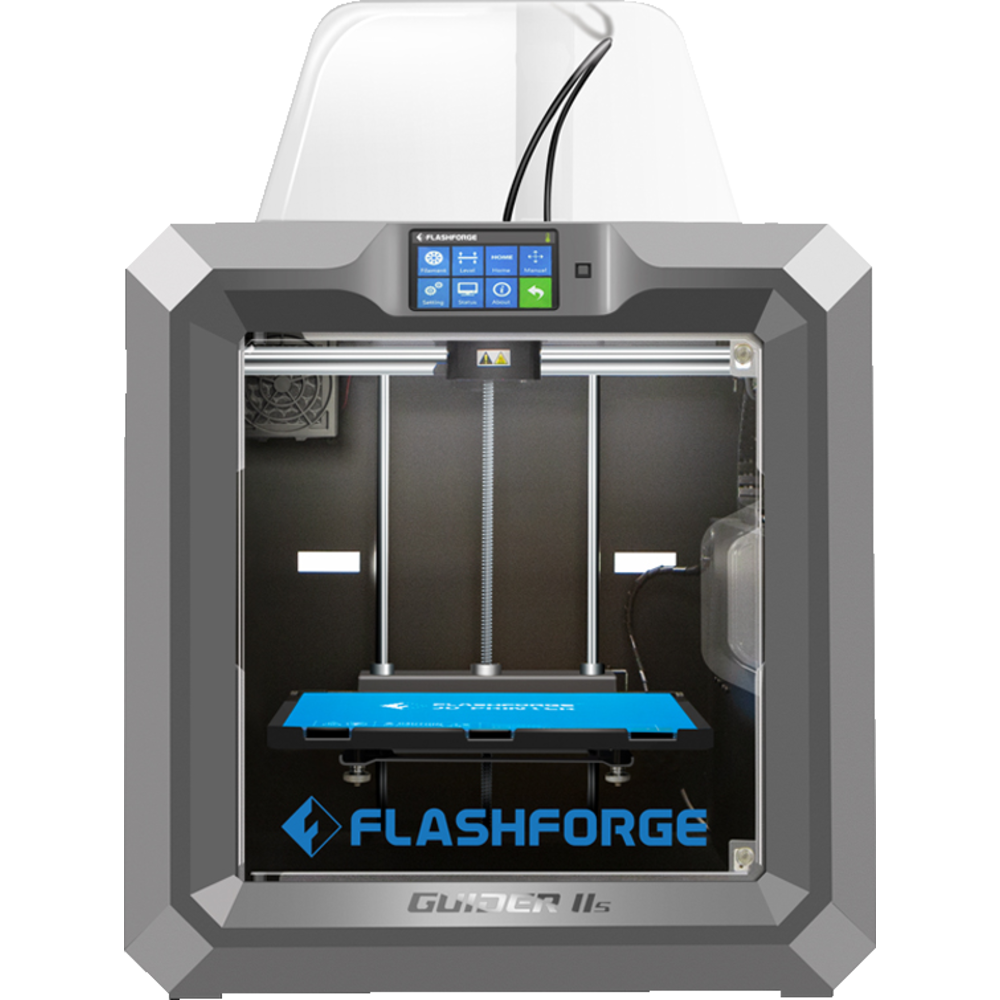 FlashForge Guider II S 3D Printer - Black