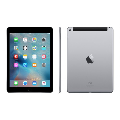 iPad Air 2 Wi-Fi + Cellular (with Apple SIM) 32GB - Space Gray