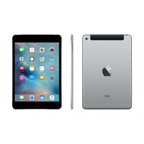 iPad mini 4 Wi-Fi + Cellular 128GB - Space Gray (Apple SIM)