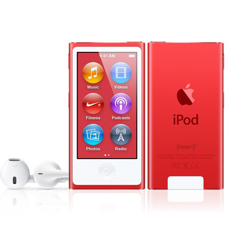 iPod Nano 16GB RED